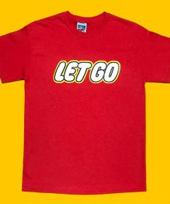 AnotherFineMesh LetGo T-Shirt Red image