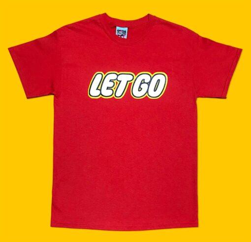 AnotherFineMesh LetGo T-Shirt Red image