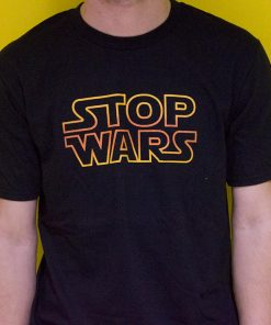Stop Wars T-Shirt design