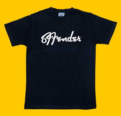 AnotherFineMesh Offender T-Shirt Design