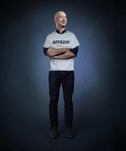 Jeff Bezos Amazin T-Shirt image
