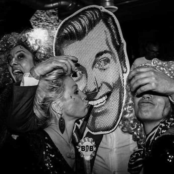 Vote Bob Dobbs Pied a terre AnotherFineMesh image