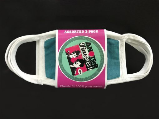 AnotherFineMesh Y-Front Face Masks Assorted Pack 3 Front image